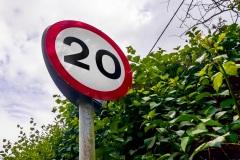 20 Miles per Hour
