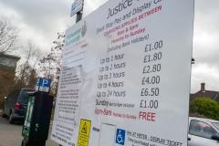 Car Park Charges