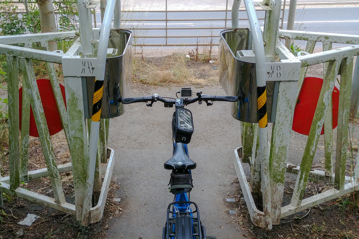 K-Frame - Weddington Walk (A444)