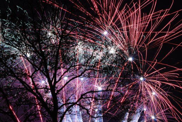 Fireworks, Maldon