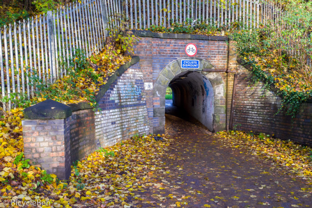 Foot Tunnel